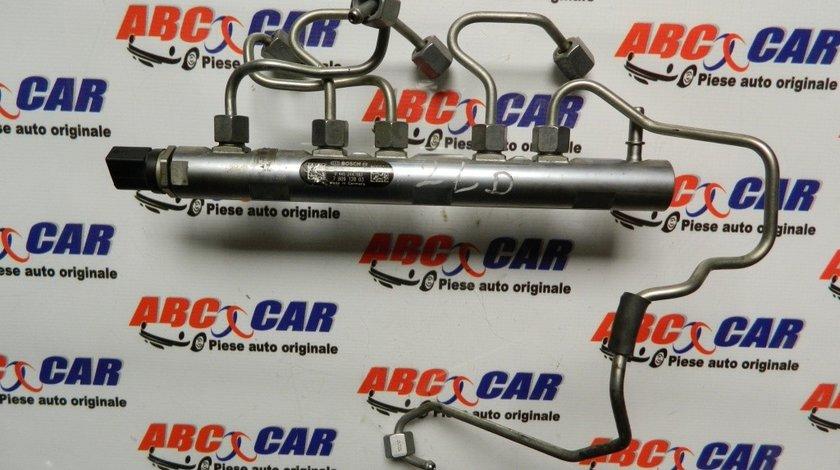 Rampa injectoare BMW X3 2.0 D cod: 0445214183 model 2014