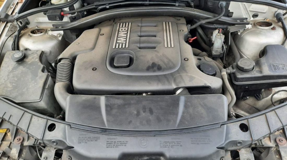 Rampa injectoare BMW X3 E83 2005 M pachet x drive 2.0 d 204d4