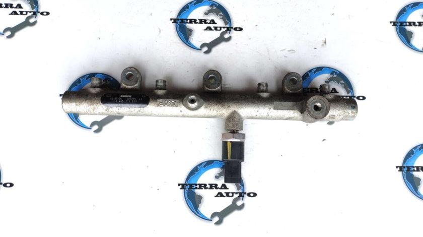 Rampa injectoare Citroen Berlingo 2.0 HDI 66 KW 90 CP cod motor RHY