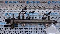Rampa injectoare cod 55210069, 0445214044, Fiat Pu...
