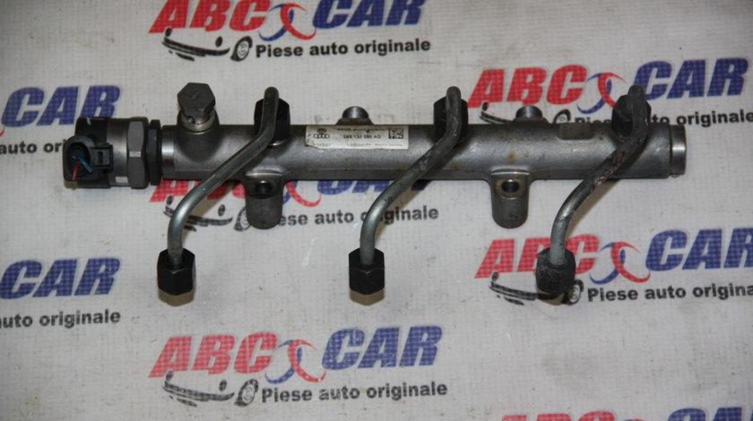 Rampa injectoare cu senzor Audi A6 4F C6 2004-2011 Cod: 059130090AQ, 059130764L