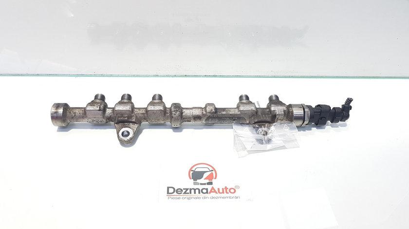 Rampa injectoare cu senzor, Opel Astra J [Fabr 2009-2015] 1.3 cdti, A13DTE, GM55573331 (id:410990)