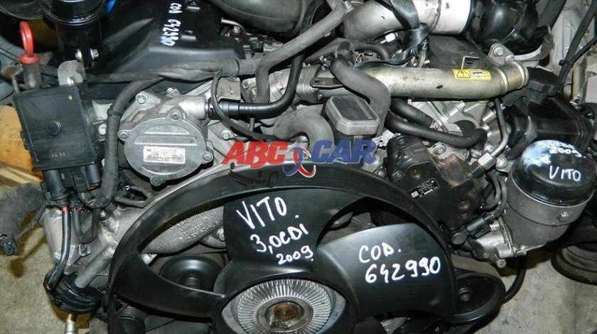 Rampa injectoare cu senzor presiune Mercedes Vito W638 model 1999 - 2003 3.0 CDI cod: 0928400661