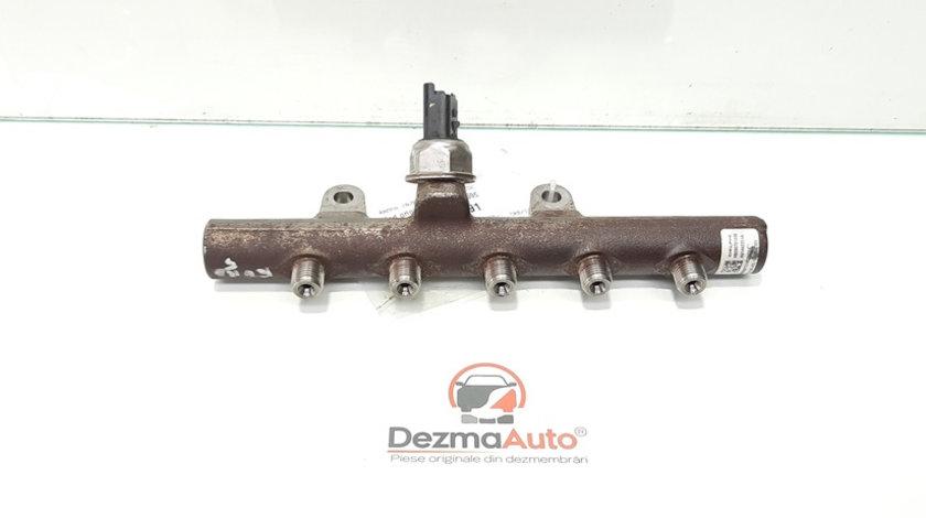Rampa injectoare cu senzor, Renault Clio 3 [Fabr 2005-2012] 1.5 dci, K9K770, 8200669695 (id:413091)