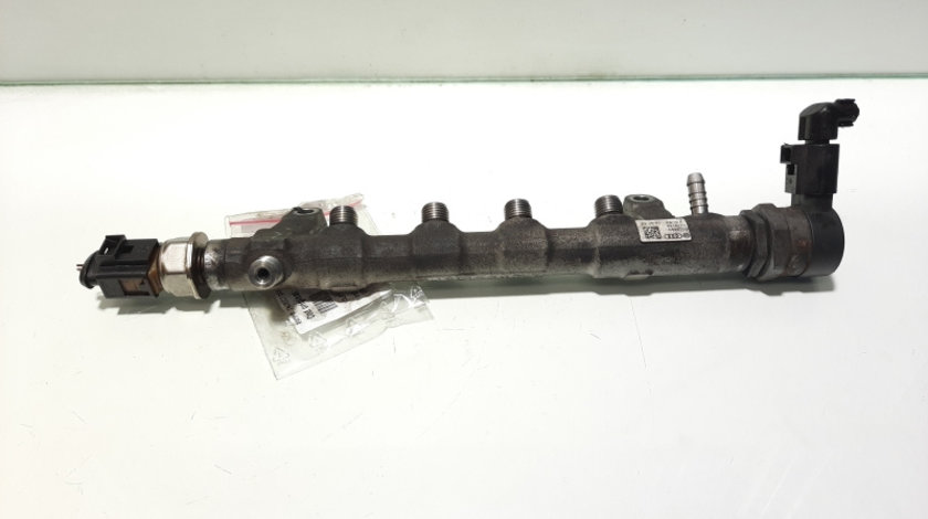 Rampa injectoare cu senzori, cod 03L089N, Skoda Superb II (3T4), 2.0 TDI, CFF (idi:482332)