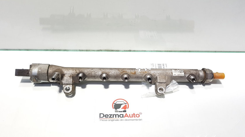 Rampa injectoare cu senzori, Skoda, 1.6 TDI, CAY, cod 03L089H