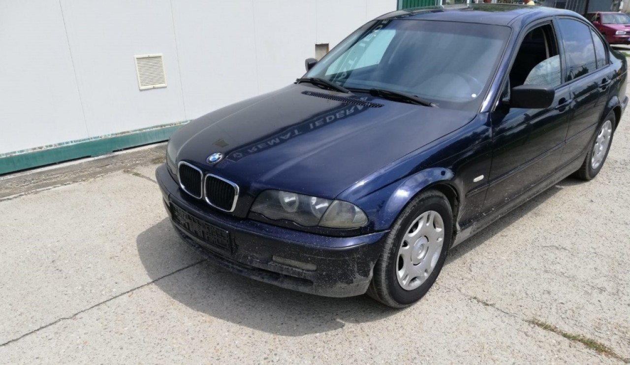 RAMPA INJECTOARE CU SUPAPA PRESIUNE COD 0280160503 BMW SERIA 3 E46 316i FAB. 1998 – 2005 ⭐⭐⭐⭐⭐