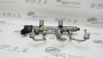 Rampa injectoare dreapta Audi A6/ A7 4G/ A8 4H - 3...