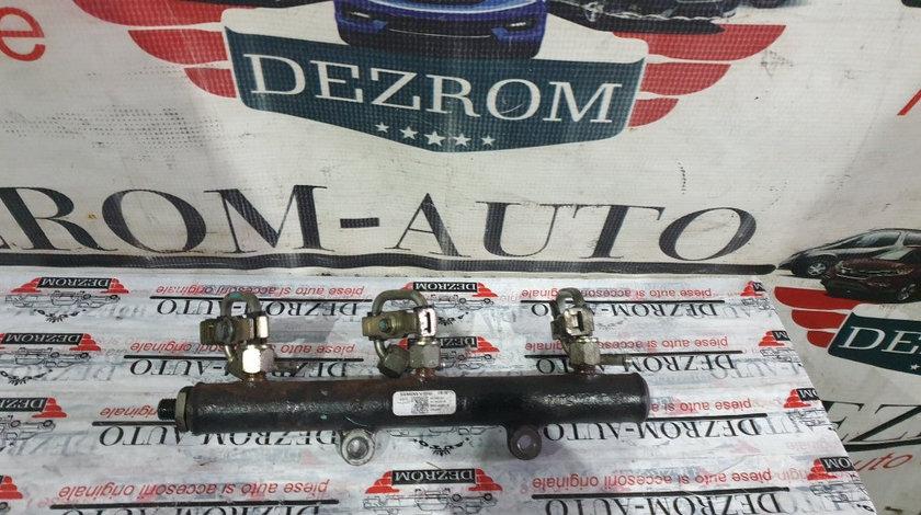 Rampa injectoare dreapta Jaguar S-Type X200 2.7D 207cp cod piesa : 4R8Q-9D280-BC