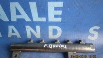 Rampa injectoare Fiat Bravo 1.9d; 55197370