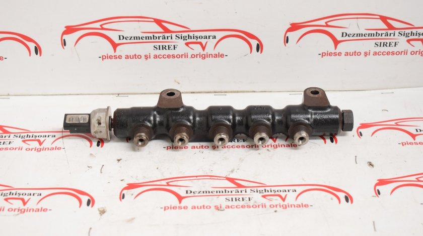 Rampa injectoare Ford Focus 2 1.6 TDCI 109 cp 9654592680 543