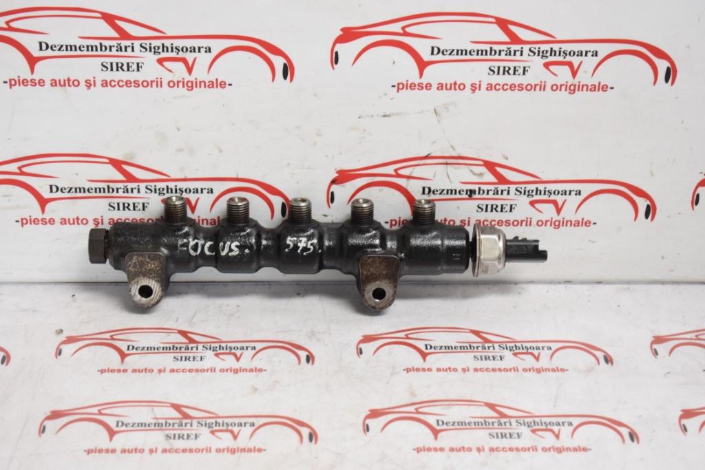 Rampa injectoare Ford Focus 2 1.6 TDCI 9654592680 575
