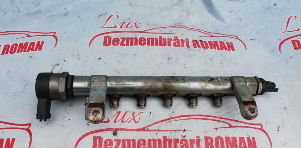 Rampa injectoare Land Rover Freelander 2 motor 2.2d 224dt