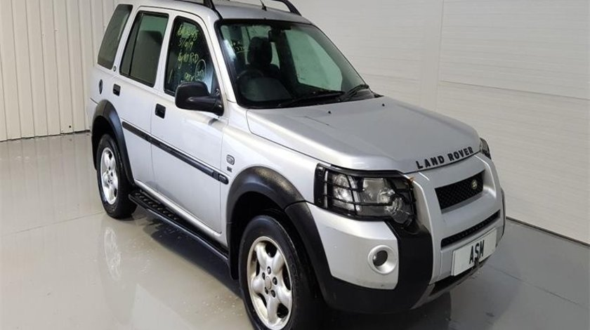 Rampa injectoare Land Rover Freelander 2004 suv 2.0