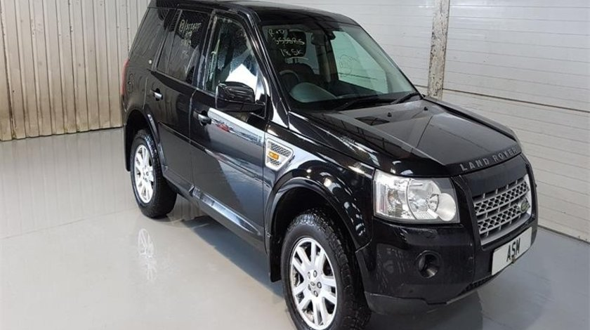 Rampa injectoare Land Rover Freelander 2008 suv 2.2