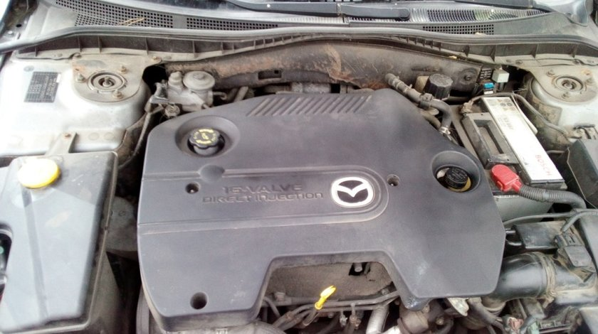 Rampa injectoare Mazda 6 2003 Combi 2.0