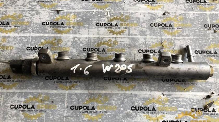 Rampa injectoare Mercedes C-Class (2015->) [W205] 1.6 dci r9m 175216420r