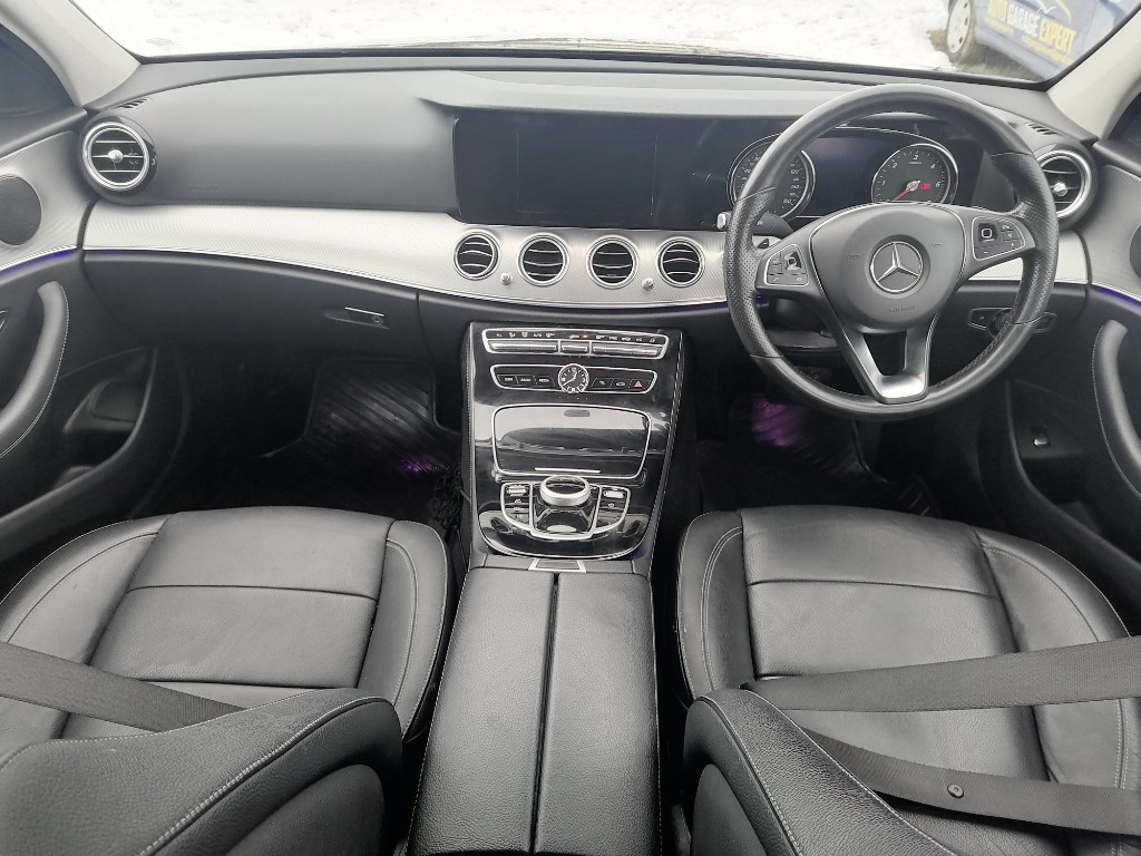 Rampa injectoare Mercedes E-Class W213 2016 berlina 2.0