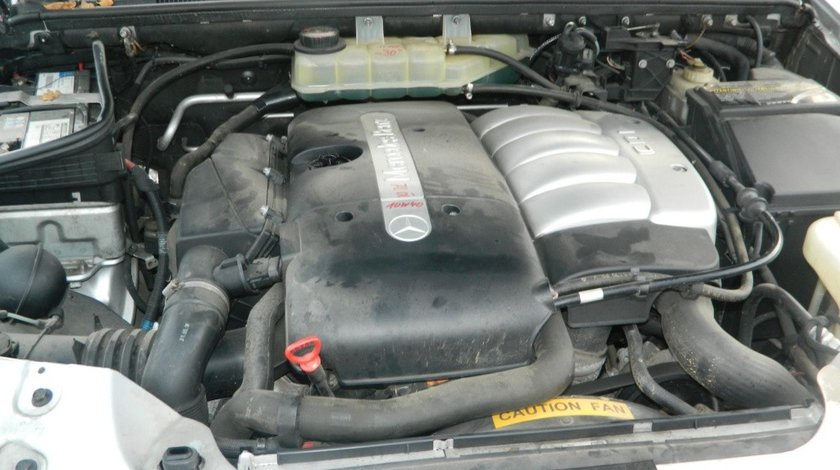 Rampa injectoare Mercedes Ml model 1999