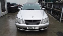 Rampa injectoare Mercedes S-CLASS W220 2005 BERLIN...