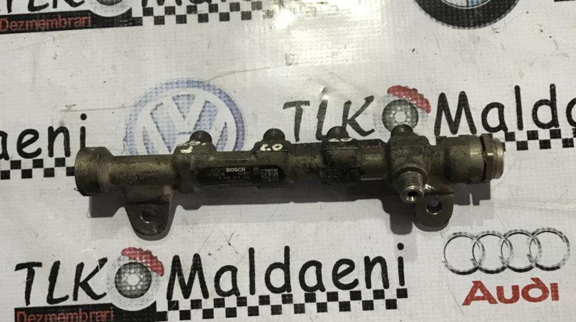 Rampa injectoare Opel Astra J/ Insignia 2.0 55576177 0445214221