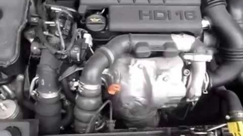 Rampa injectoare Peugeot 308, 407, 307, 207 1.6 hdi COD MOTOR 9HX, 9HY, 9HZ