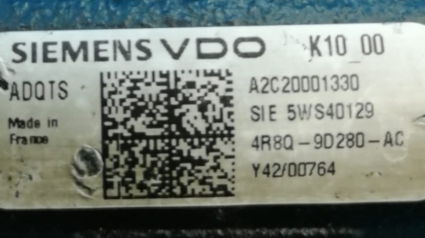 Rampa injectoare Peugeot 607 2.7 HDI A2C20001330