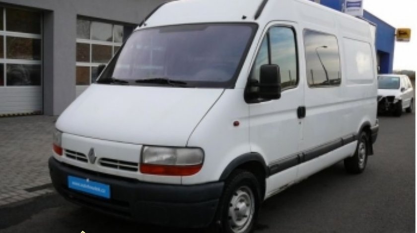 Rampa injectoare Renault Master 2 2 DCI an 2001
