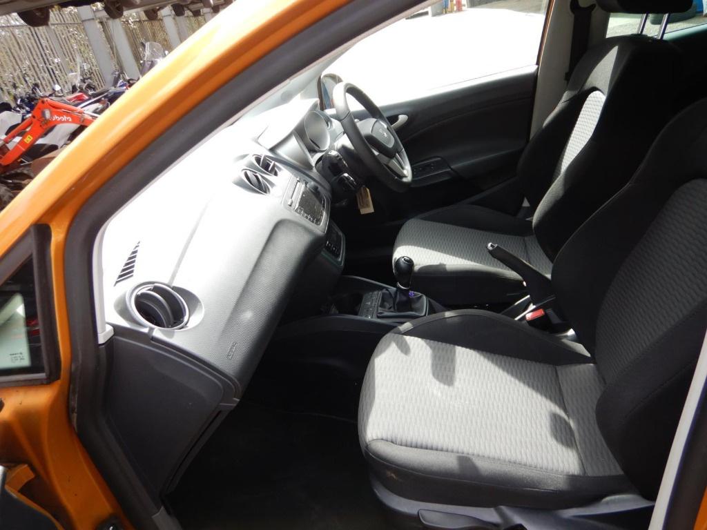 Rampa injectoare Seat Ibiza 2011 Break 1.2 TSI