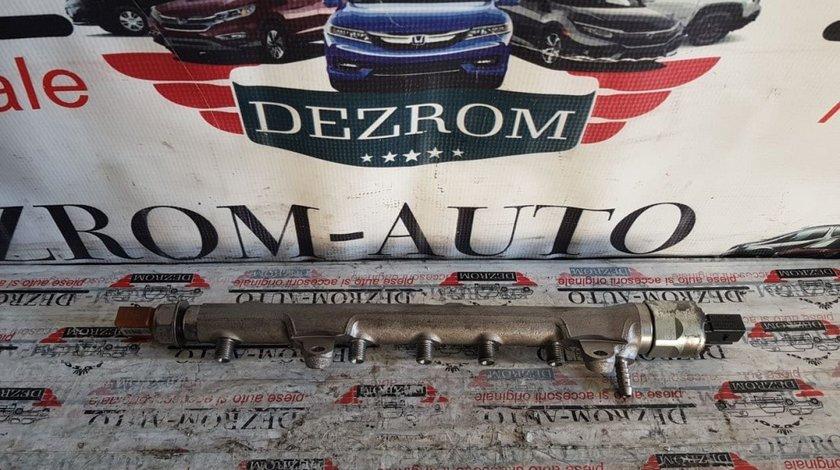 Rampa injectoare Seat Ibiza 4 Facelift 1.6 tdi 105 cai motor CAYC cod piesa : 03L130089B