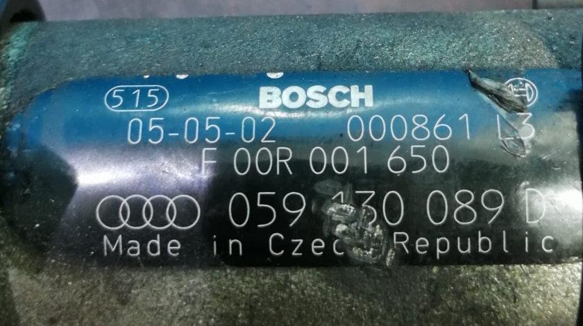 Rampa injectoare + Senzor Presiune Volkswagen / Audi 3.0 TDI 059130089D,059130758