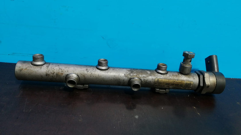 Rampa injectoare + Senzor Presiune Volkswagen / Audi 3.0 TDI 059130090AG,057130764F