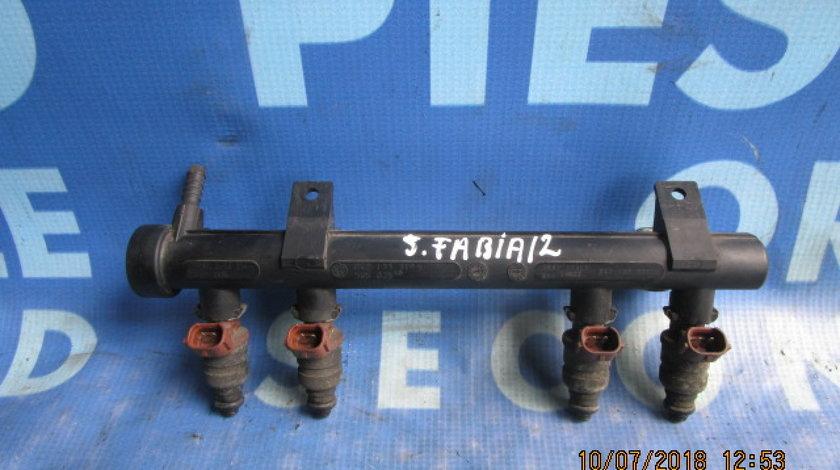 Rampa injectoare Skoda Fabia 1.4i; 047133319