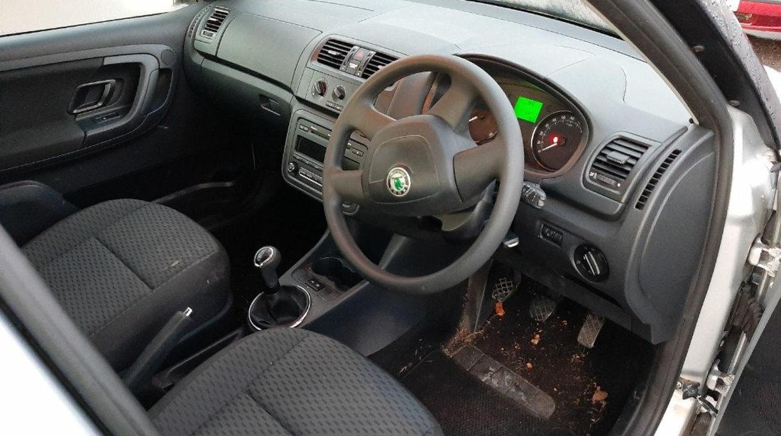 Rampa injectoare Skoda Fabia 2 2013 Hatchback 1.2 i