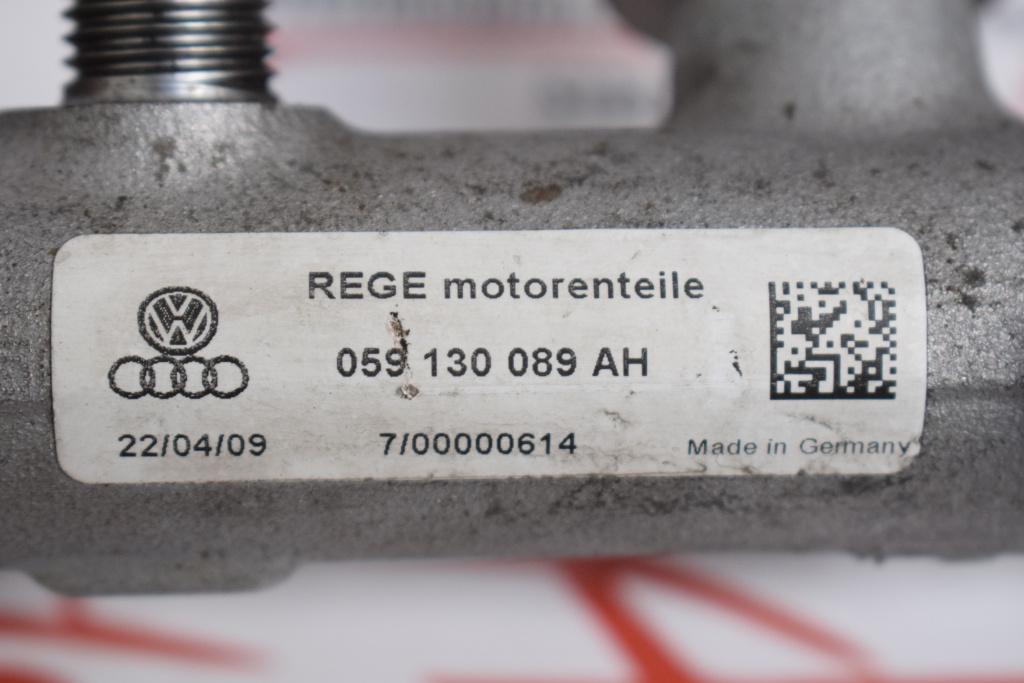 Rampa injectoare stanga Audi A4 B8 2.7 TDI 190 CP CGKA euro 5 059130089AH 564