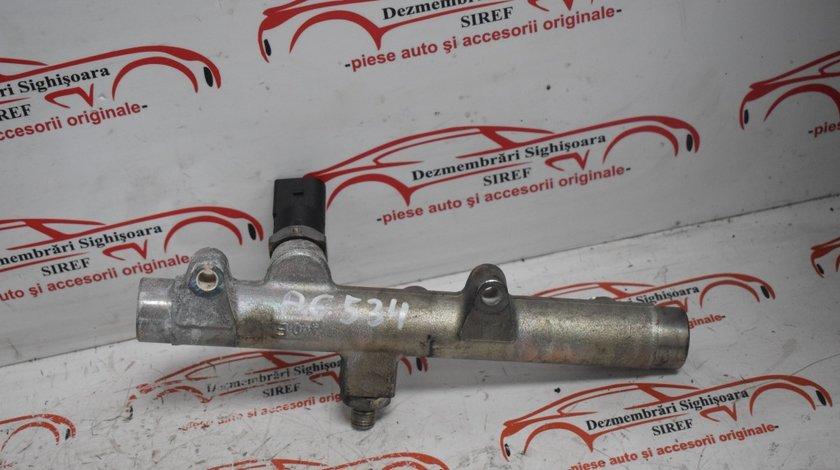 Rampa injectoare stanga Bosch 059130089D Audi A6 3.0 TDI BMK 534