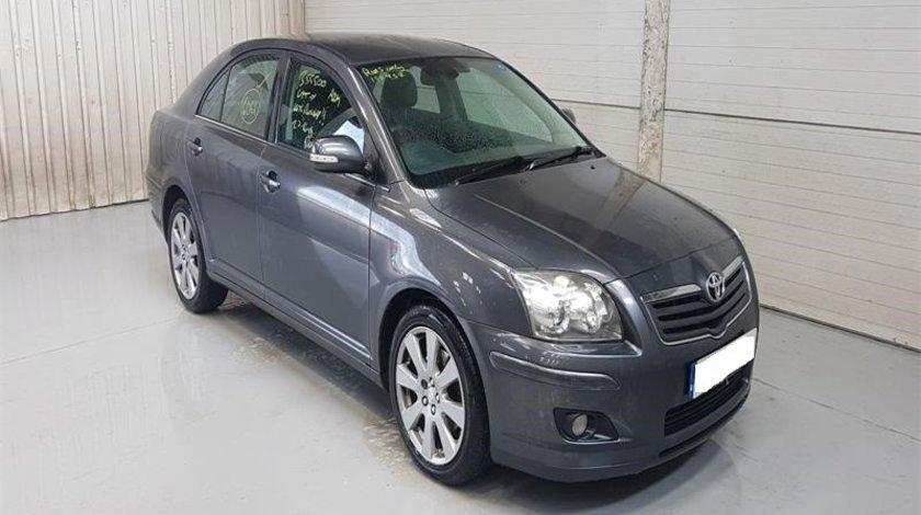 Rampa injectoare Toyota Avensis 2007 Sedan 2.0 D