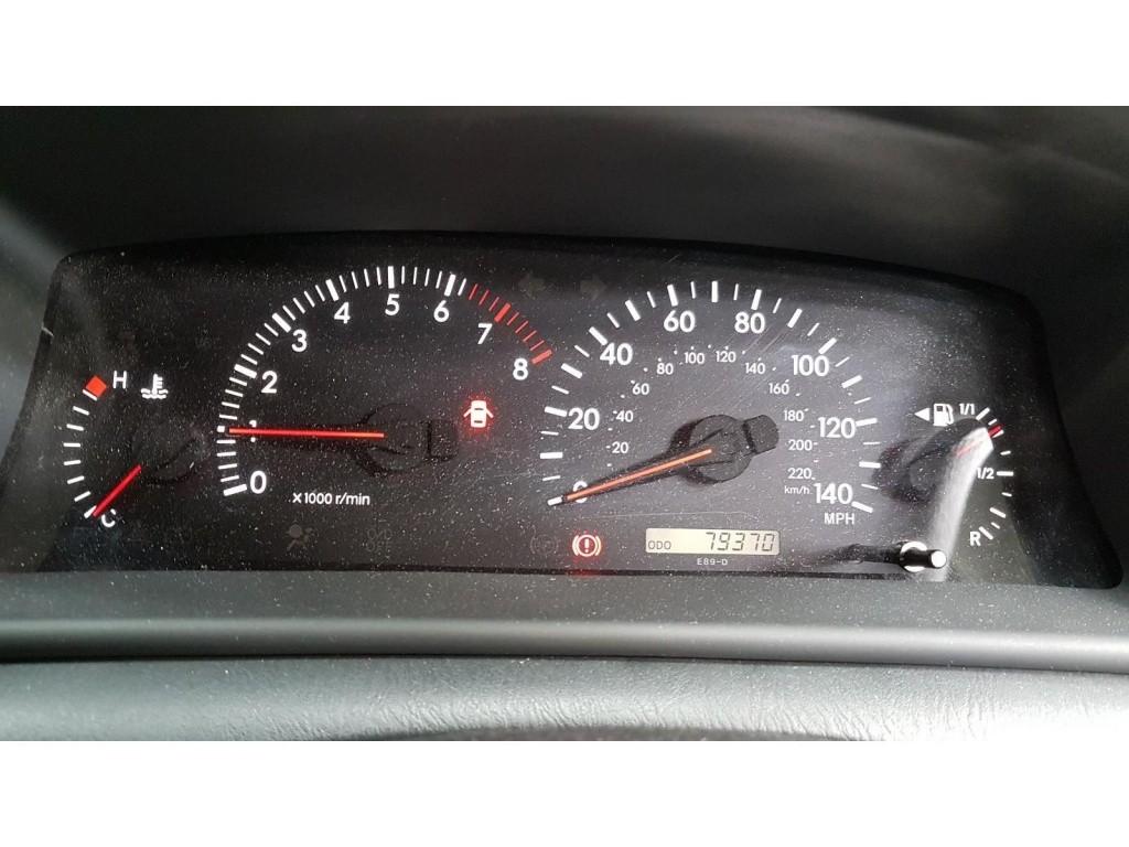 Rampa injectoare Toyota Corolla 2005 hatchback 1.3