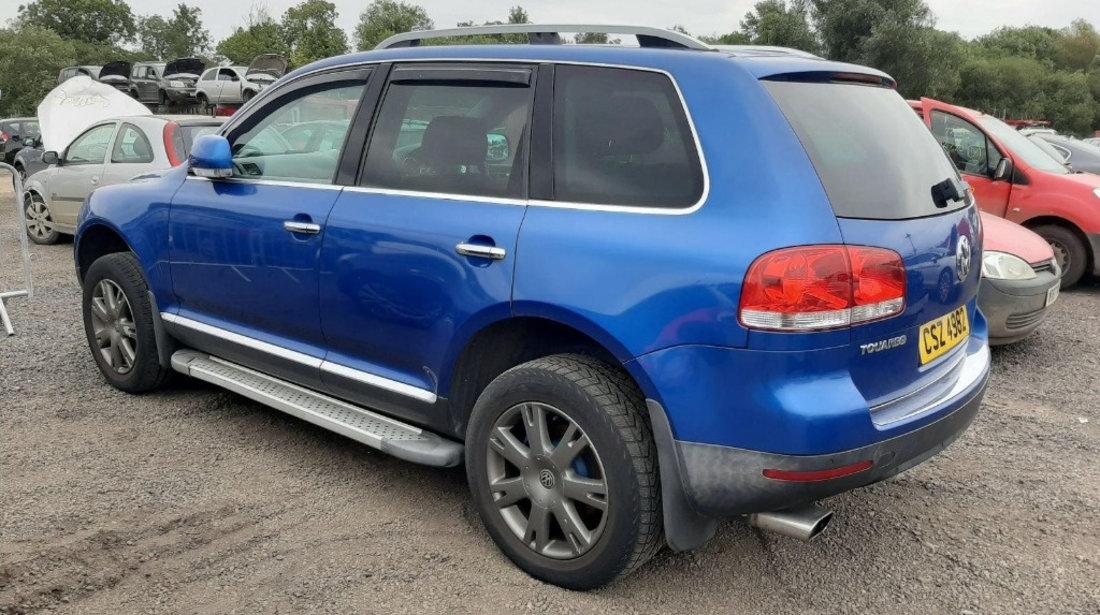 Rampa injectoare Volkswagen Touareg 7L 2006 SUV 2.5 TDI