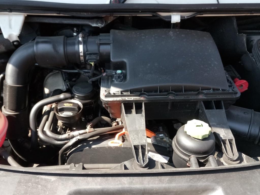 Rampa injectoare VW Crafter 2007 FURGON 2.5 TDI