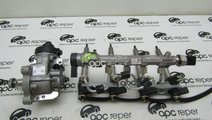 Rampa injectoare VW Golf Sportvan 1.6 TDI motor CR...