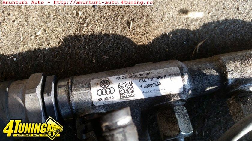 Rampa injectoare Vw Passat 3c B6 2.0 TDI 2009 2010 2011