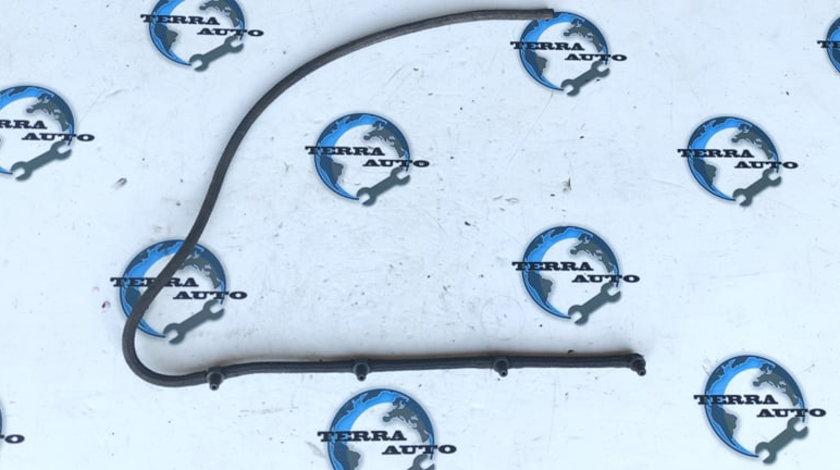Rampa retur injectoare BMW E46 318D 85 KW 116 CP cod motor M47D20 (204D4)