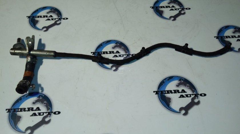 Rampa retur injectoare Fiat Qubo 1.3 D Multijet - euro 5, 55kw 75 cp, cod motor 199A9000