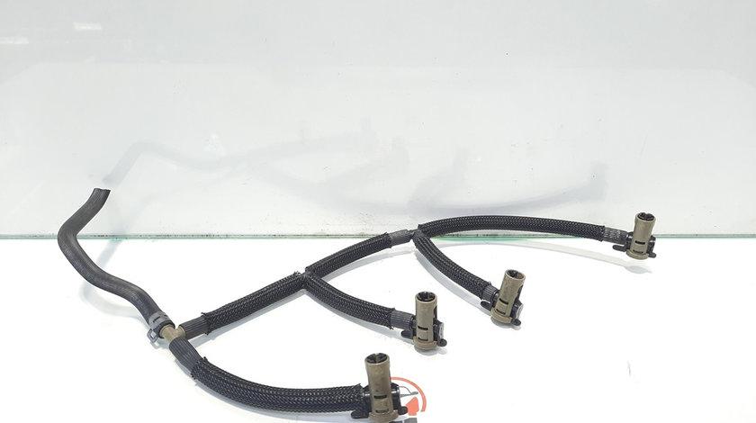 Rampa retur injectoare, Skoda Octavia 3 Scout (5E5) [Fabr 2012-prezent] 1.6 tdi, DDY