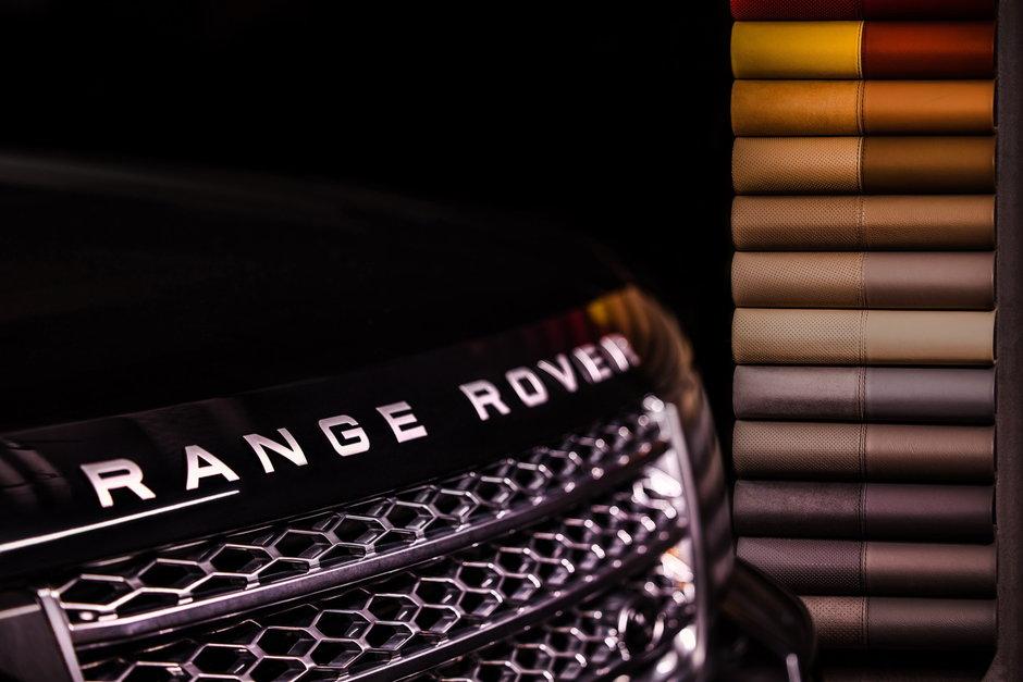 Range Rover Autobiography de la Vilner