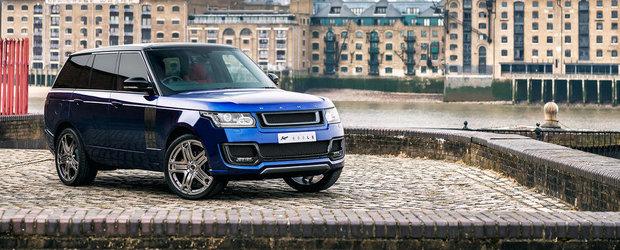 Range Rover by Kahn Design: Lectie despre importanta atentiei pentru detalii
