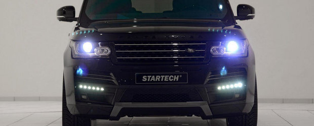 Range Rover by Startech
