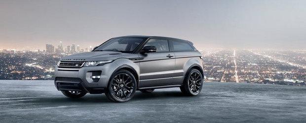 Range Rover Evoque a fost desemnata 'Masina anului 2012 pentru femei'
