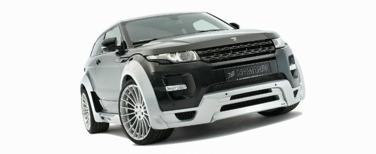 Range Rover Evoque by Hamann - Mai multa putere, mai mult 'wow'